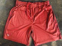 RUSSELL Athletic Basketball Running L  Shorts With Pockets