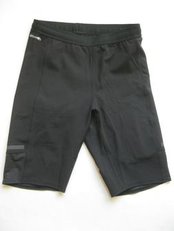 adidas Chill 9 Inch Running Shorts Tights Size M Black Refle