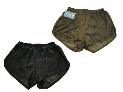 authentic running track shorts pt training silkies