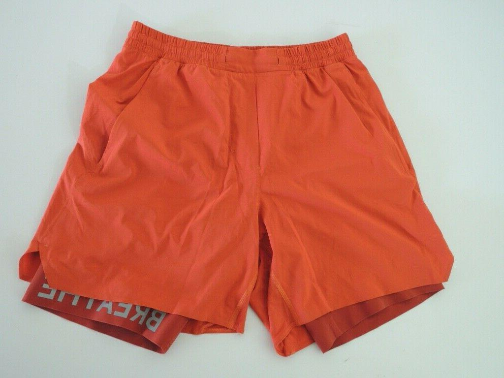 lot of two pairs of running shorts
