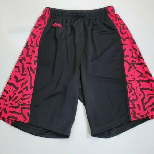 play dry running workout shorts blue
