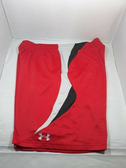 Under Armour Men's XXL Athletic Woven Running Shorts Loose