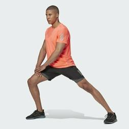 Adidas Own the Run Two-in-One Shorts Training Pants Jogging