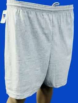 Russell Athletic  Workout  / Run Shorts Cotton Drawstring &